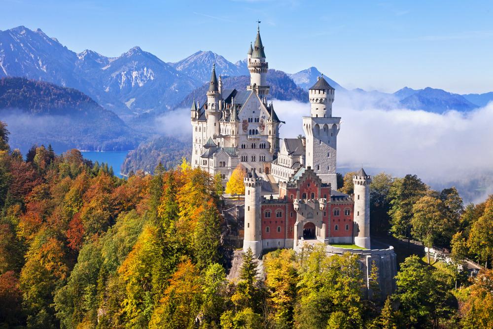 奥地利阿尔卑斯婚礼-蜜月-旅游