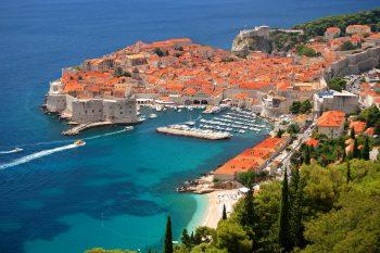 克罗地亚旅游 迷恋古城与山水
