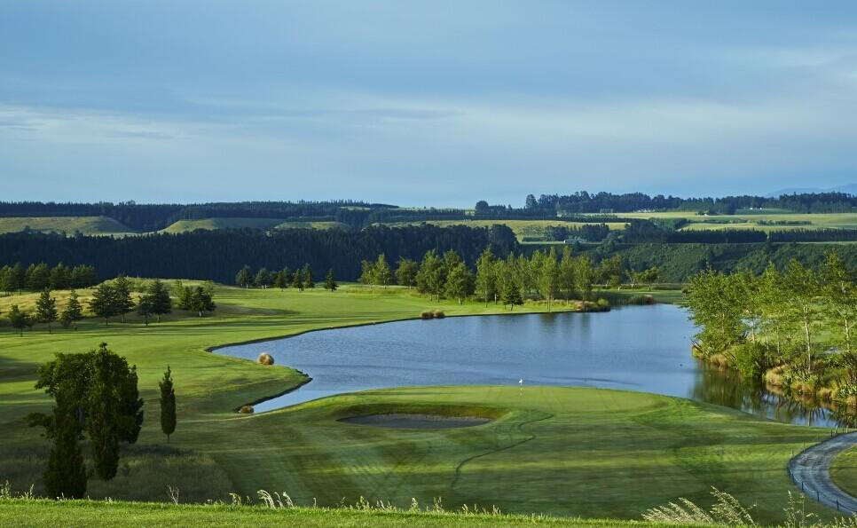 新西兰旅游攻略 南岛顶级高尔夫之旅