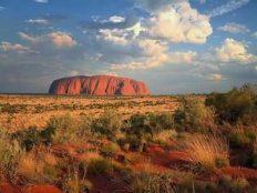 澳大利亚婚礼-蜜月旅行