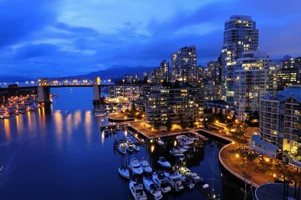 加拿大婚礼-蜜月旅行