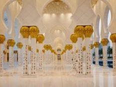 迪拜婚礼-蜜月旅行