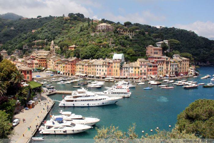 意大利罗马卡普里地区度假8天