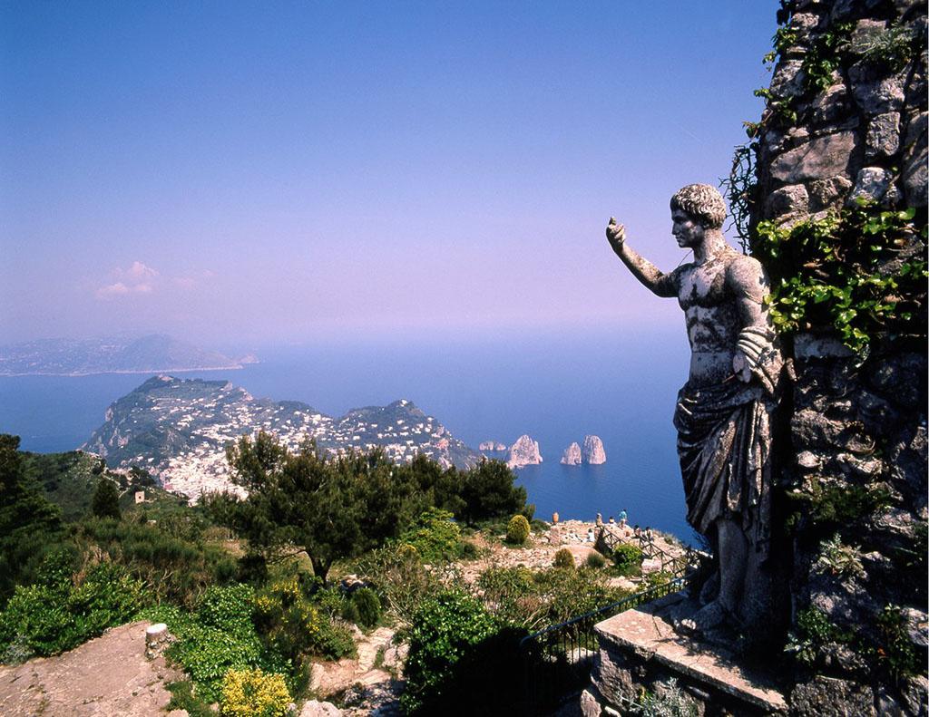 意大利旅游攻略 罗马卡普里地区度假