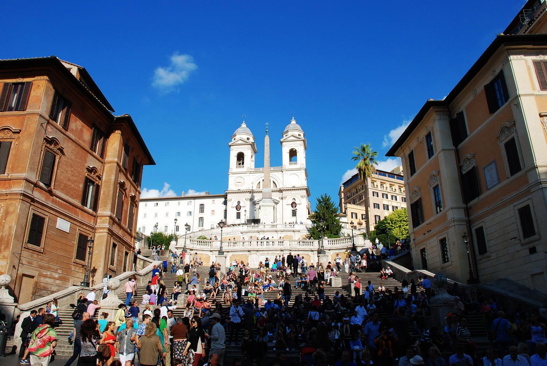 意大利罗马婚礼-蜜月-旅游