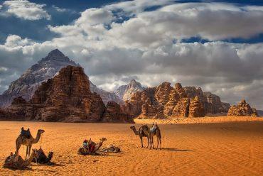 约旦旅游攻略 玫瑰色的记忆