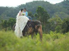 苏梅岛婚礼-蜜月-旅游