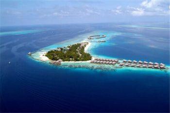 马尔代夫旅游攻略 奢华体验之波杜希蒂岛