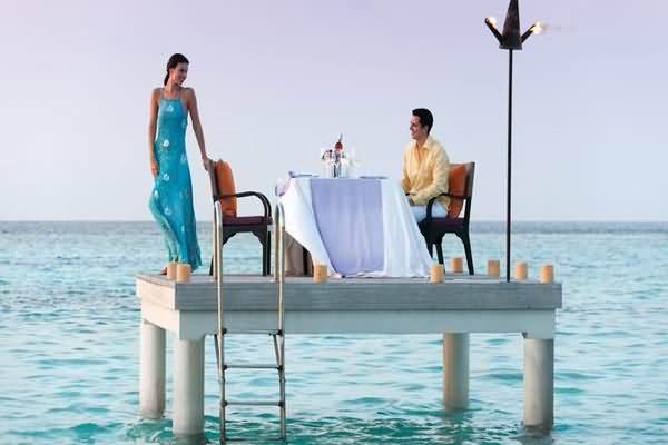 马尔代夫婚礼-蜜月旅行