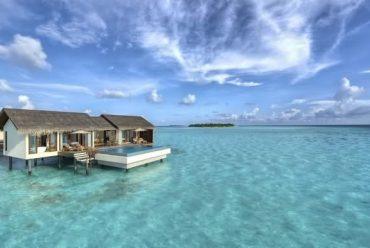 马尔代夫旅游攻略 奢华体验之瑞喜敦