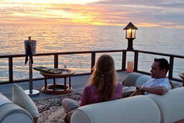 马尔代夫旅游攻略 奢华体验之悦榕庄瓦宾法鲁