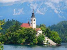 斯洛文尼亚婚礼-蜜月旅行