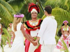 大溪地婚礼-蜜月-旅游