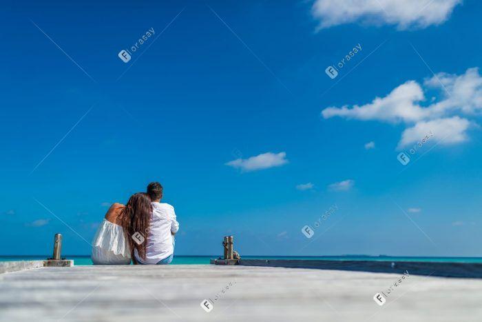 马尔代夫婚纱拍摄
