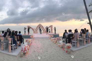 马尔代夫婚礼 薇拉私密海岛-永恒之爱