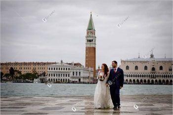 意大利婚礼 威尼斯之恋-冬季魅力