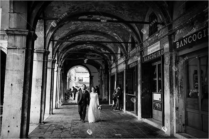 威尼斯之恋-冬季魅力婚礼