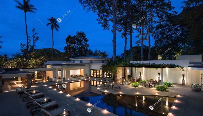 柬埔寨暹粒安缦萨拉度假酒店