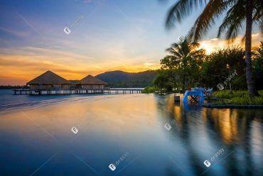 柬埔寨颂萨:私人岛屿度假酒店攻略