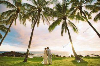 夏威夷婚礼之真正的幸福