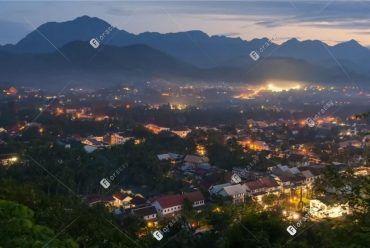 老挝琅勃拉邦:攀喜风筝山酒店攻略