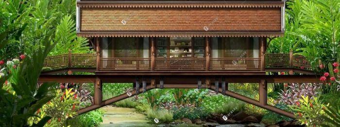 老挝琅勃拉邦瑰丽酒店