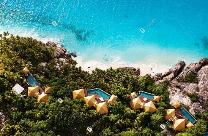 塞舌尔弗雷格特岛酒店