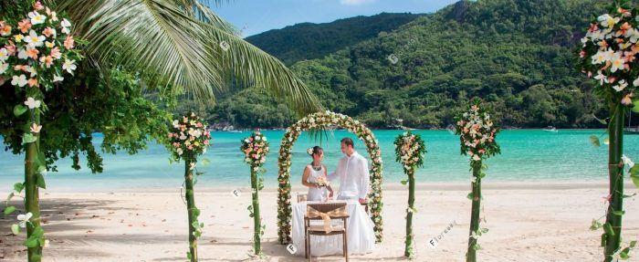 塞舌尔康斯丹艾弗里亚度假酒店婚礼