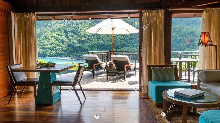 塞舌尔康斯丹艾弗里亚度假酒店