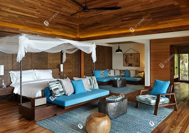 塞舌尔六善私人度假酒店