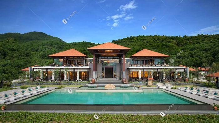 越南岘港兰珂悦榕庄酒店