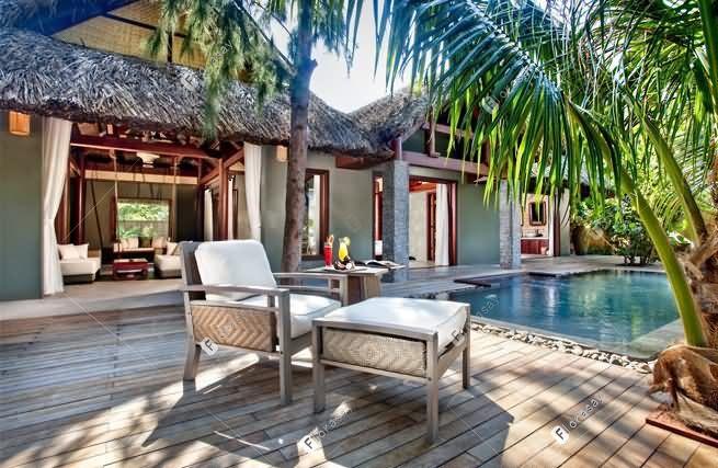 越南芽庄安林宁凡湾别墅度假酒店