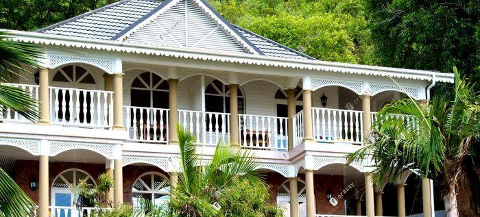 塞舌尔瑞瑟夫庄园酒店 殖民地风格的高级别墅