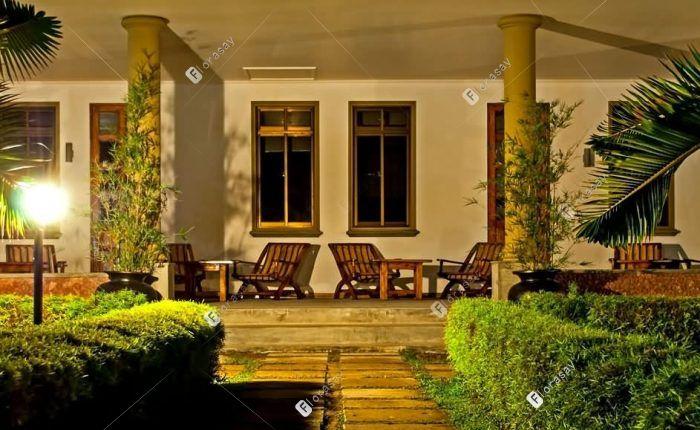 塞舌尔瑞瑟夫庄园酒店 海边家庭套房