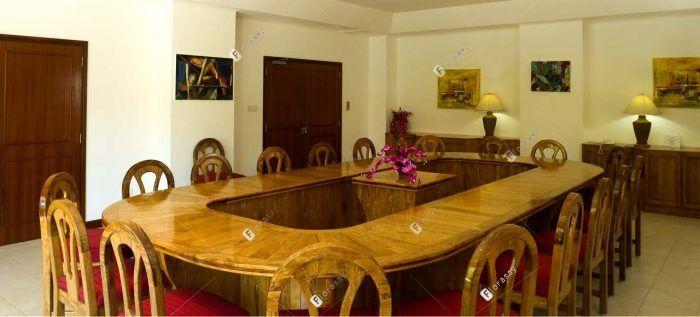 塞舌尔瑞瑟夫庄园酒店 会议服务