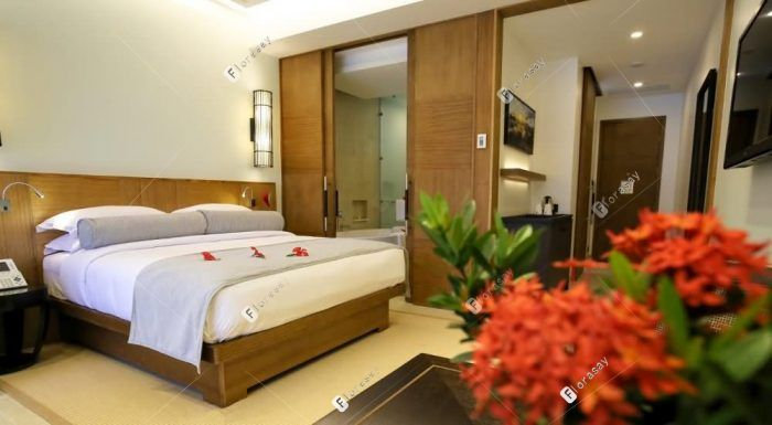 塞舌尔萨沃伊水疗度假酒店 Savoy 套房
