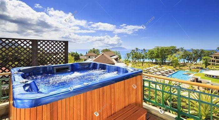 塞舌尔萨沃伊水疗度假酒店 Savoy顶层豪华套房