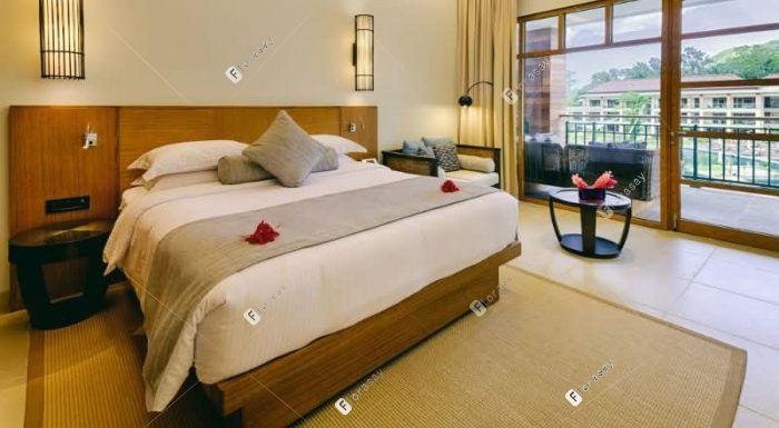 塞舌尔萨沃伊水疗度假酒店 Savoy 大床房/ 标淮客房