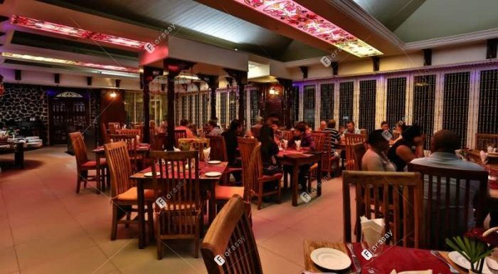 塞舌尔萨沃伊水疗度假酒店 印度餐厅