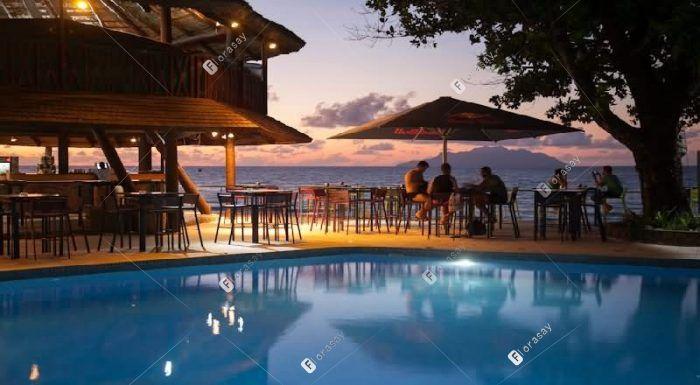 塞舌尔萨沃伊水疗度假酒店 海滩酒吧