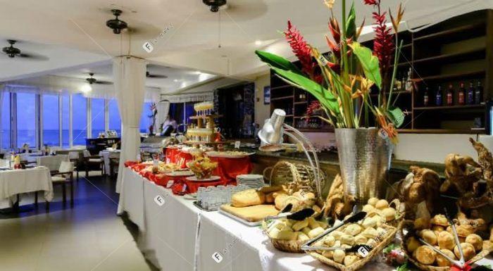 塞舌尔萨沃伊水疗度假酒店 岛屿商人自助餐厅