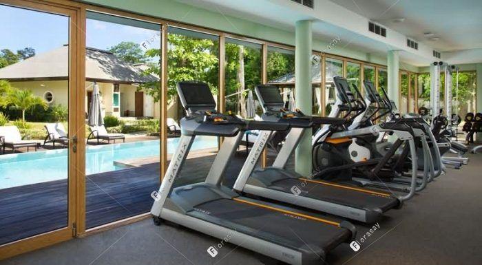 塞舌尔萨沃伊水疗度假酒店 健身中心