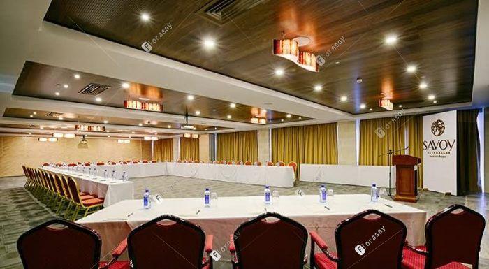 塞舌尔萨沃伊水疗度假酒店 会议室