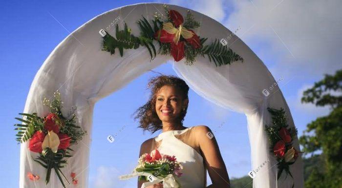 塞舌尔萨沃伊水疗度假酒店 婚礼服务
