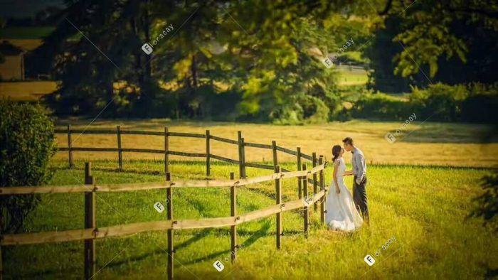 海外婚礼之城堡爱情婚拍