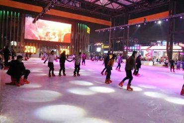 """来华熙LIVE.528双旦(诞)嘉年华过一个""""冰雪""""圣诞节"""