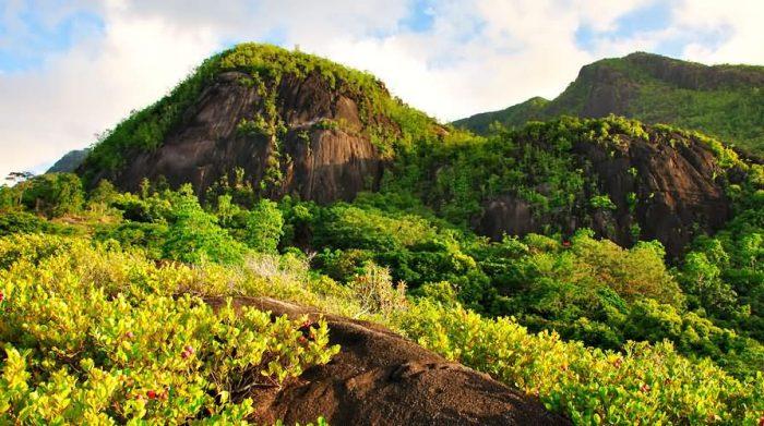 塞舌尔山国家公园