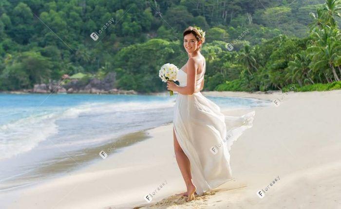 塞舌尔凯宾斯基拉扎尔海外婚礼