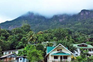 塞舌尔马埃岛国家植物园