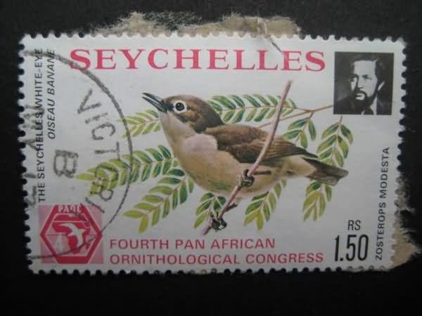 塞舌尔特产邮票